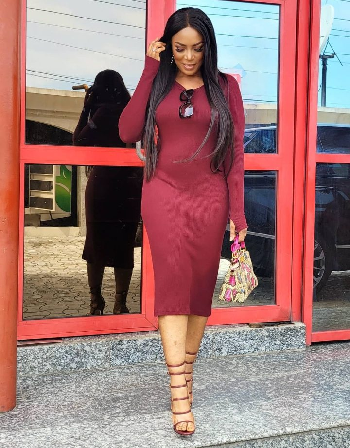 """I was kicked out of Miss Nigeria contest"" – Linda Ikeji"