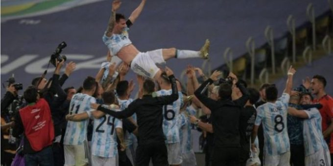 Why Praising Messi? If Not For Di Maria, Argentina Won't Win A Title With Messi – DO YOU AGREE?