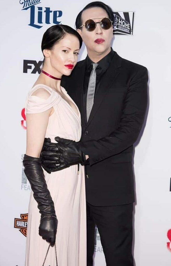 Lindsay Usich biography: net worth, age, wedding, wikipedia, husband, Marilyn Manson's wife