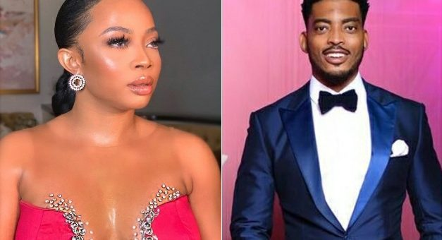 Nigerian Media Personality Insists Actor James Gardiner Must Marry Her After Seeing Her Naked