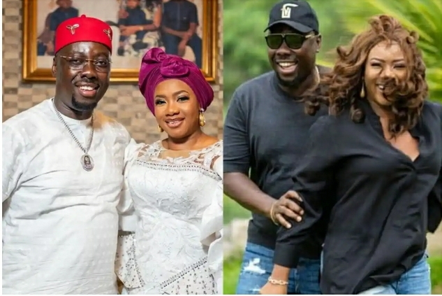 Stop The Hate And Celebrate God's Mercy – Obi Cubana's Wife Breaks Silence On He Being A Ritualist