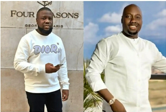 Obi Cubana Took My Position Because Of My Absence – Alleged Leaked Call Of Hushpuppi & Friend Pops Up