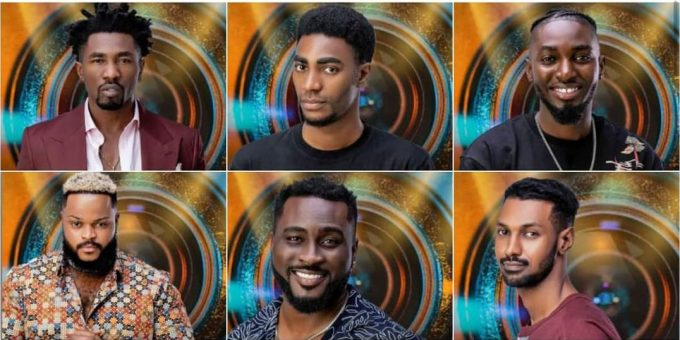 Big Brother Naija male housemates come out in style as reality show kicks off