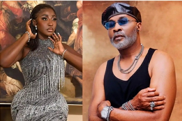 'So Nasty' – Fans React After Seeing What Ini Edo Did To Richard Mofe-Damijo (RMD)