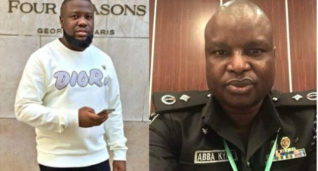 US Court Orders The Arrest Of Nigeria's Commissioner Of Police Abba Kyari For His Involvement With Hushpuppi