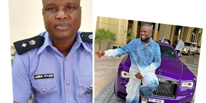 U.S court allegedly issues warrant of police officer Abba Kyari's arrest as FBI further reveals how he spent time with Hushpuppi in Dubai