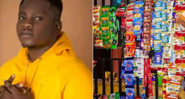 University Student Turns Hostel Into A Mini-Mart; Sells Food Items And Employs Colleague