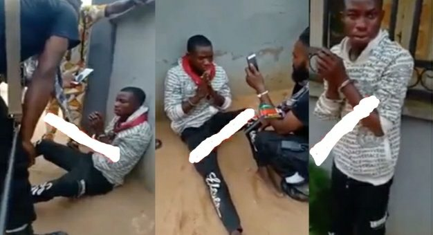 Man Who Allegedly Turned Into An Animal To Kidnap Children, Caught In Edo State
