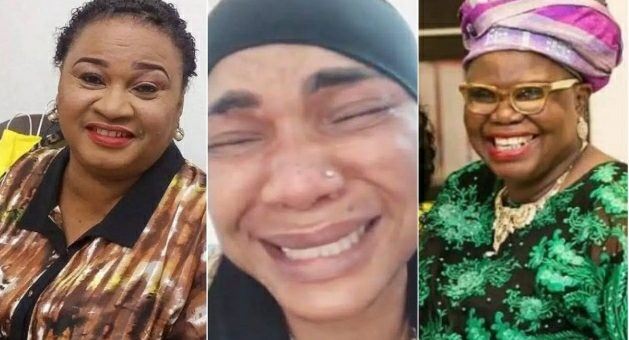 Rachel Oniga's Death: 'I Haven't Healed From My Mum's Death, Don't Know How To Feel Any More'- Actress Iyabo Ojo