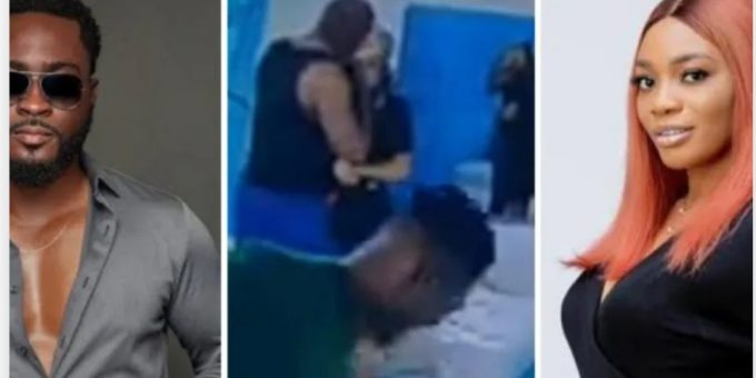 BBN 2021: Jealousy Or Mockery? Maria Recounts The Kiss Between Pere And Beatrice (VIDEO)