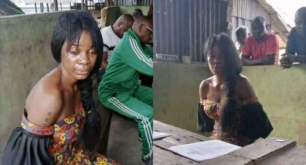 Young Woman Escapes With Boyfriend's Mercedes Benz And N7m After Reportedly Hacking Him To Death