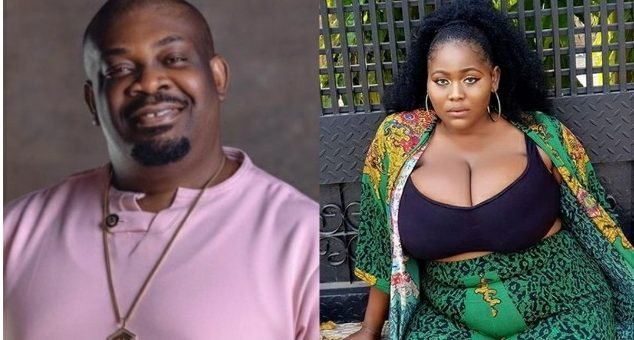 Don't Let Them Kill Your Vibe – Don Jazzy Encourages Monalisa Stephen To Be Confident In Her Body