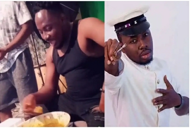 Beverly Afaglo's Husband, Choirmaster Struggling In The U.S? – See Video Of His Poor Living Conditions