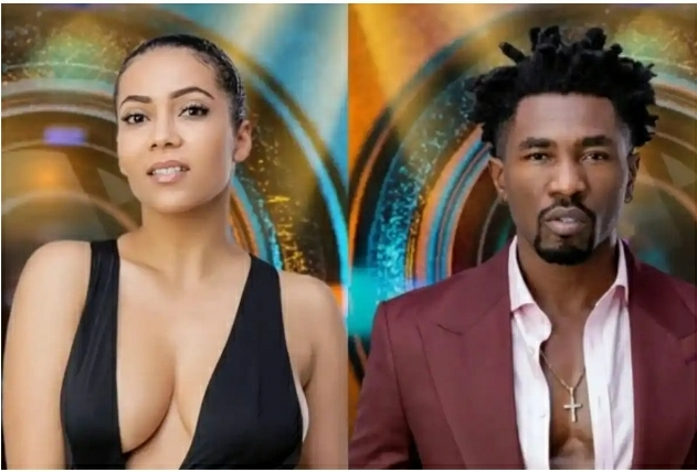 BBNaija 2021: Boma Reveals Why He Doesn't Want To Be In The Same Group With Maria