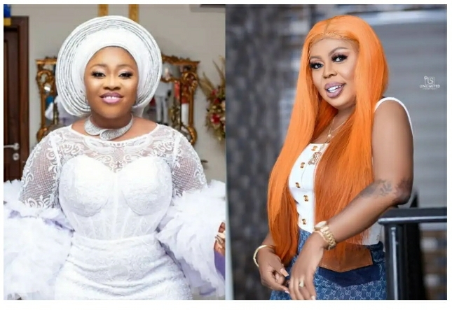 You Use Church Money to Pay Rent For Your Lesbian Partner – Afia Schwarzenegger Drags Rev. Obofour's Wife Bofowaa