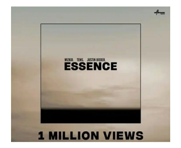Wizkid's 'Essence' Remix With Justin Bieber Makes US Top 30, Hits A Million YouTube Views in 23 Hours
