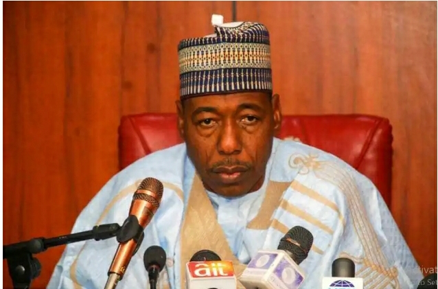 Accepting Repentant Boko Haram Terrorists Can Affect Feelings Of Victims – Governor Zulum
