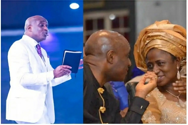"""""""Where did you hear a woman must cook till she dies?"""" Pastor Ibiyeomie Says Poor People Think Women Are Mandated To Cook"""