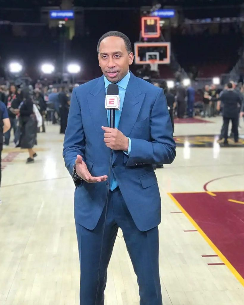Stephen A Smith biography, net worth, wife, children, house, age, nationality, height