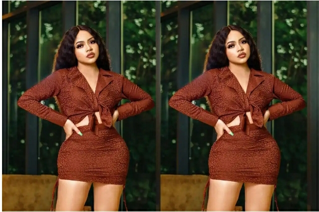 'Unapologetically Successful & Forever Thankful' – Nengi Says As She Drops Sassy Photos