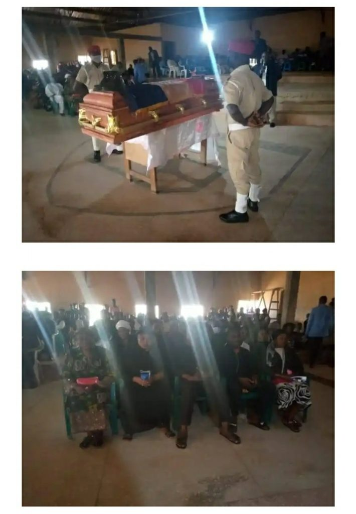 100 Level UniJos Student Who Was Killed While Going To Church Buried