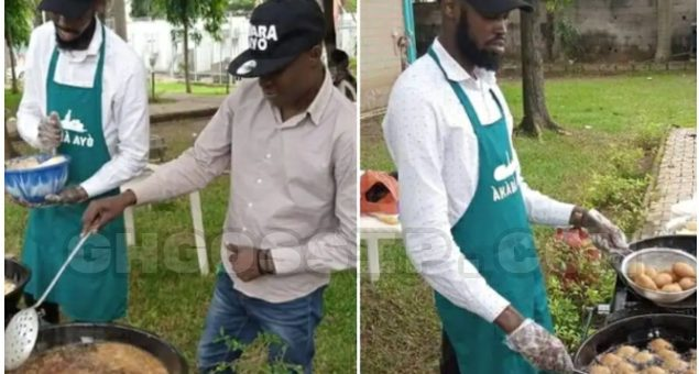 I Am Happy Selling Koose Than Getting A Paid Job – Graduate Rejects Many Work Offers