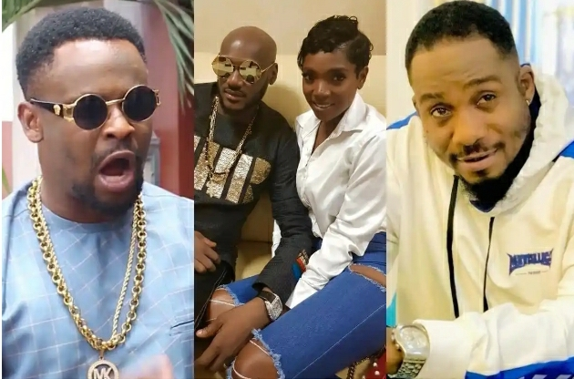Zubby Michael And Jnr Pope Slam Annie Idibia For Bringing Her Marital Issues To Social Media