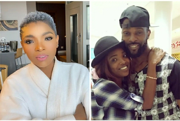 'She Is No More My Sister'- Annie Idibia's Brother's Uduak Disowns Her For Accusing Her Husband, Tuface Of Cheating In Public (VIDEO)