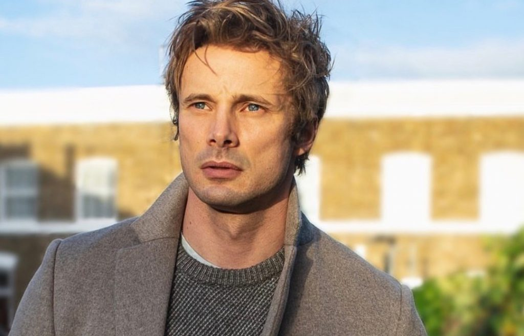 Bradley James Biography, Wiki, Age, Parents, Wife, Merlin, Movies, TV Shows and Net Worth.