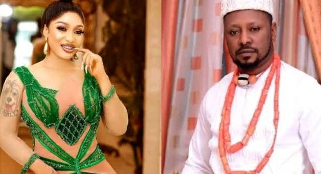 'It's Not About Ranting'- Prince Kpokpogri Blasts Ex-Lover, Tonto Dikeh And Hails Her Ex-Husband Olakunle Churchill