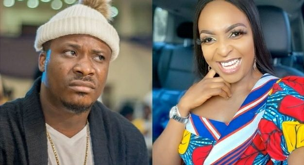 """Singer, Jaywon Blasts Blessing Okoro For Calling Him A """"Small Boy"""""""