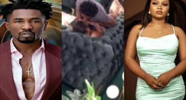 Tega's Handler Ashamed Of Her – Begs Biggie To Delete Her Compromised Photo With Boma