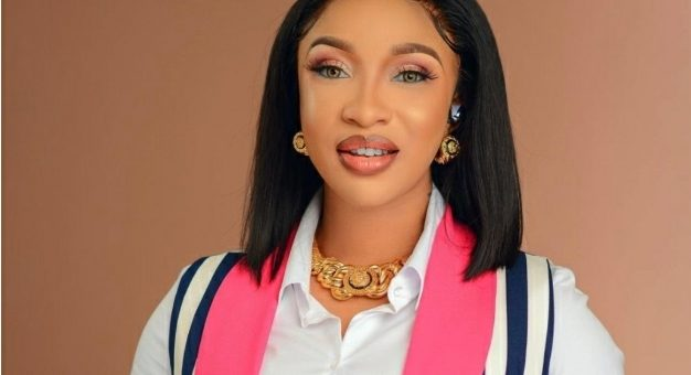 Tonto Dikeh Reveals Why She Is Always Flooding Social Media With Photos Of Herself