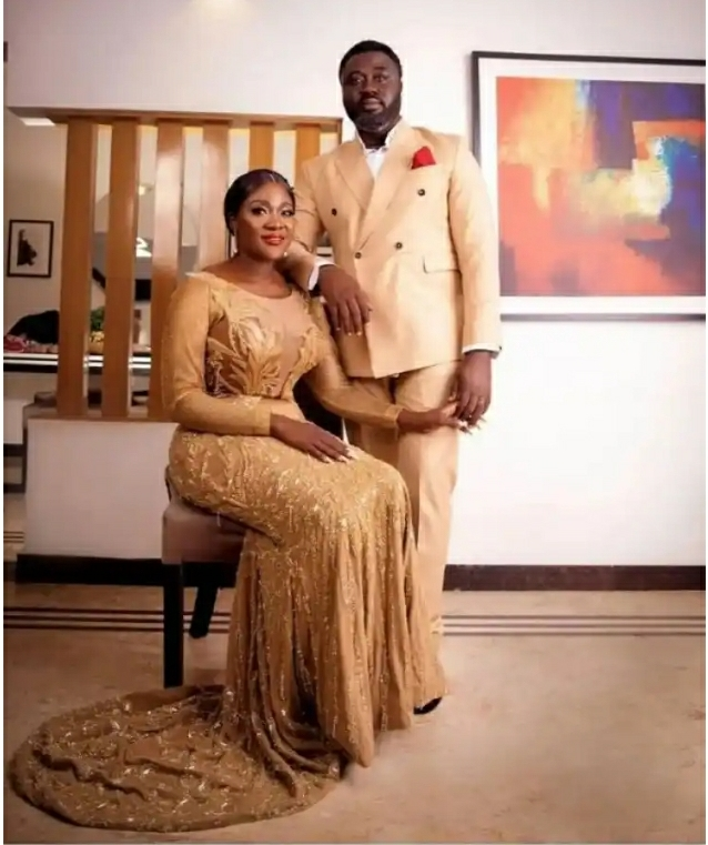 How Yvonne Nelson Ended Up Becoming Mercy Johnson's Bridesmaid 10years Ago (Details)