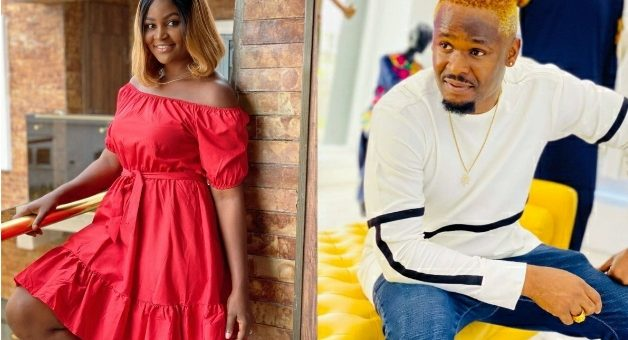 Chizzy Alichi Slams 'Local Dog' Zubby Michael For Insulting Her Over A Comment She Made