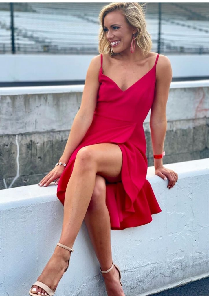 Amanda Starrantino Bio, Education, RTV6, Age, Husband, Miss California, Net Worth, boyfriend,  Awards