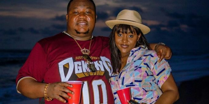 Cubana Chief Priest Hails Davido's Baby Mama Chioma For Being Calm And Of Zero Drama