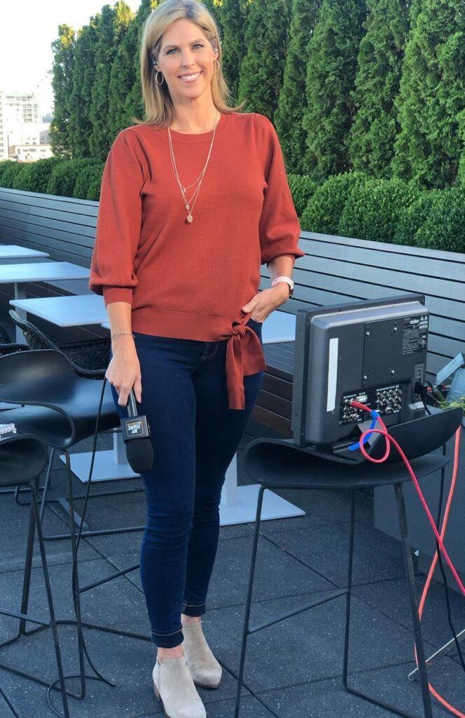 Amy Gutierrez Bio, wiki, net worth, age, height, husband, Salary, peru, giants, Paul Gutierrez's wife