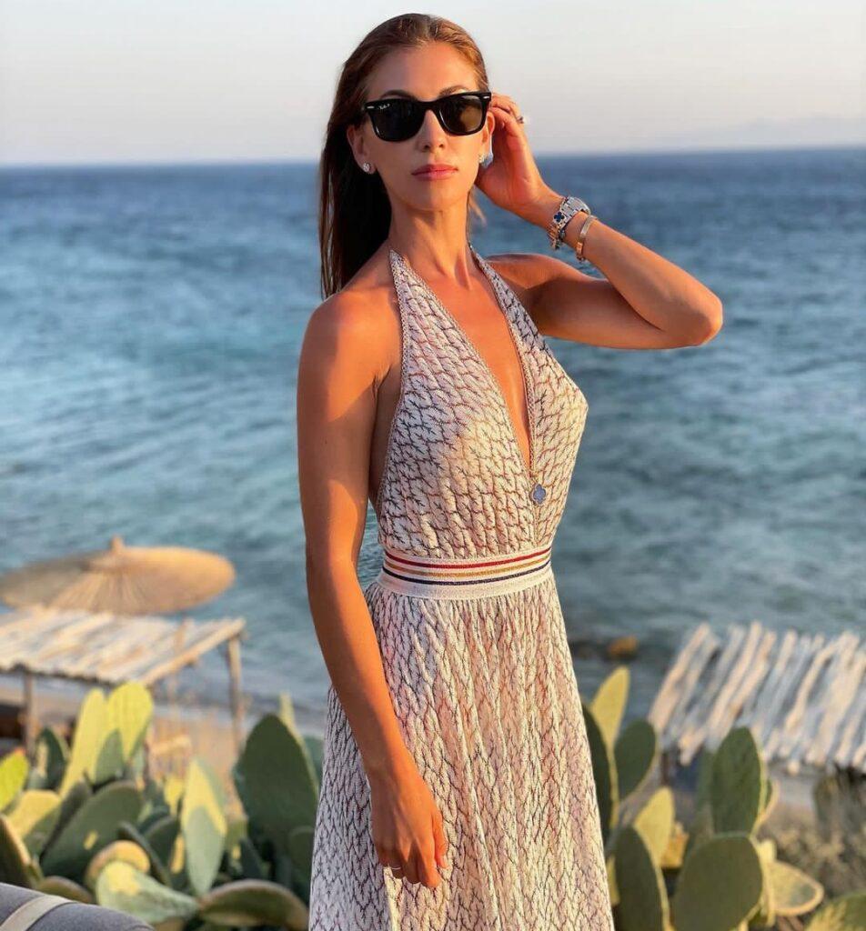 Emilia Bechrakis Bio, Wiki, Age, Husband, Height, Net Worth and Plastic Surgery