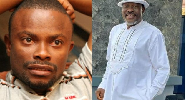 'My Brother Has Suffered'- Okon Lagos Laments Over What He Saw When He Searched For Kanayo O Kanayo's Name On Instagram