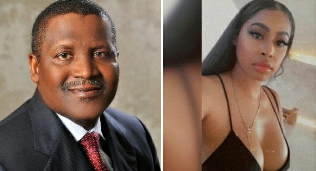 Dangote Allegedly Withdraws Suit Against American Mistress