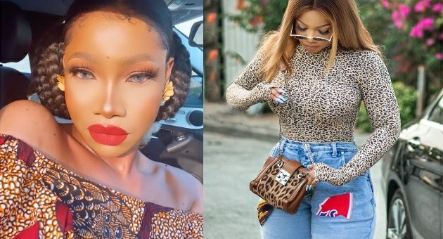 """""""This Can't Happen In Nigeria!""""- Reality TV Star, Tacha, Exclaims As She Recovers Her Missing Bag At An Airport Abroad"""