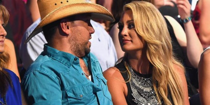 Who is Brittany Kerr, country singer Jason Aldean's wife?
