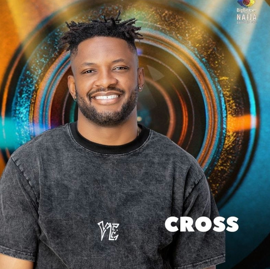 BBNaija 2021: Cross Comes In Fourth Place In The Finale