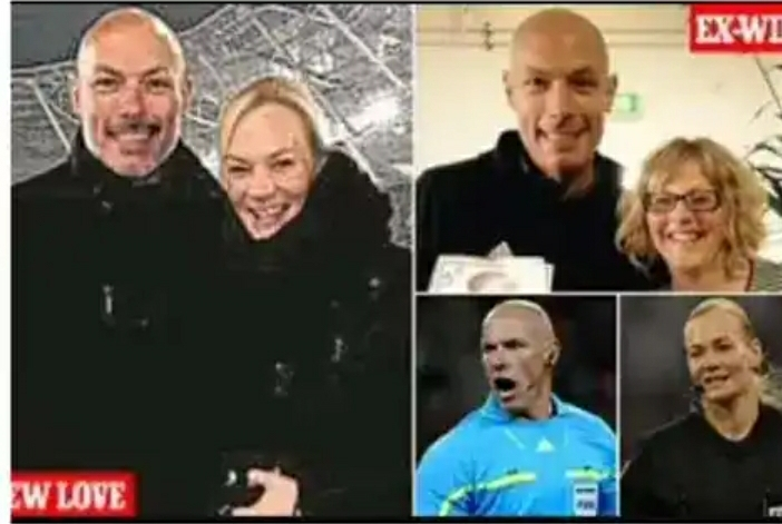 Ex-referee Howard Webb reveals how he left his ex-wife for female referee