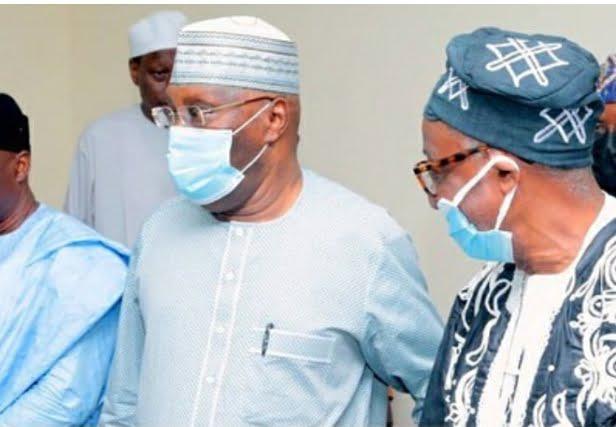 Atiku Meets PDP Northern Stakeholders In Abuja