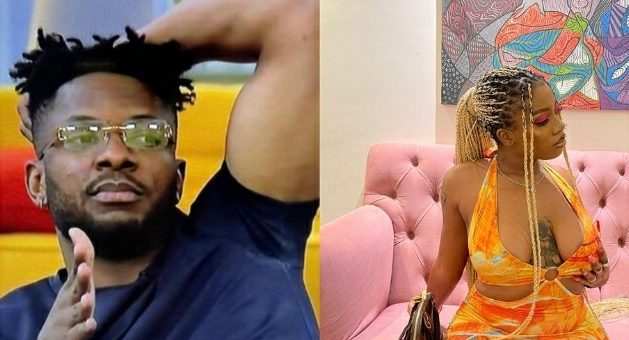"""""""Angel Is The Type That Walks Out Of Marriage After Two Days"""" — Bbnaija Star, Cross (VIDEO)"""