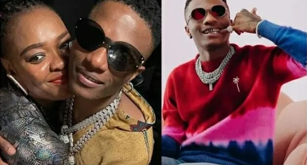 Good To See You Blood- Wizkid Finally Reunites With His Sister After Two Years Of Being Apart