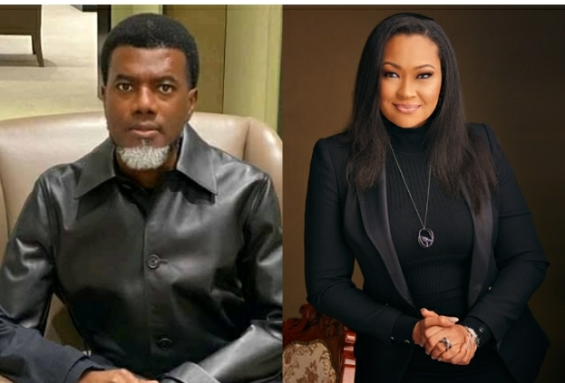 Reno Omokri Replies Lady Who Called Him Out Over $3xual Advances – Shares Receipts To Prove She's Lying