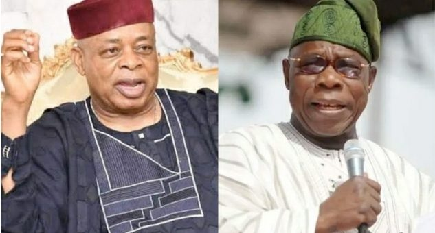 Obasanjo Hushed Every Contender To Anoint Yar'Adua As PDP Presidential Candidate – Nnamani